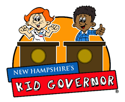 NH's Kid Governor Bootcamp for 2021-2022 School Year